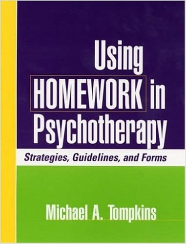 usinghomeworkinpsychotherapy